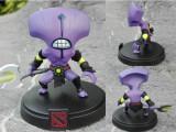 Figurina Faceless Void Darkterror Dota 9 cm