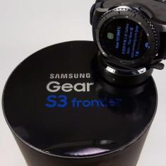 Smartwatch / Ceas / Samsung Galaxy Gear S3 Frontier
