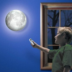Luna cu telecomanda Moon in my room