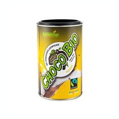 Pudra de Cacao Bio cu Ghimbir pentru Ciocolata Calda Schweitzer 250gr Cod: SR136060