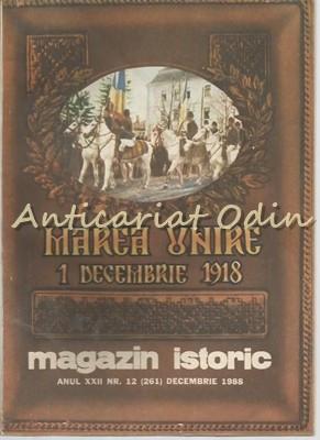 Magazin Istoric Nr.: 1 - 12/1988