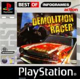 Joc PS1 Demolition Racer - Best of Infogrames