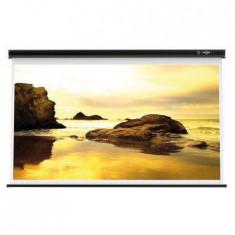 Ecran de proiectie Sopar SP2180SL 180x180 cm 1:1 Slim White