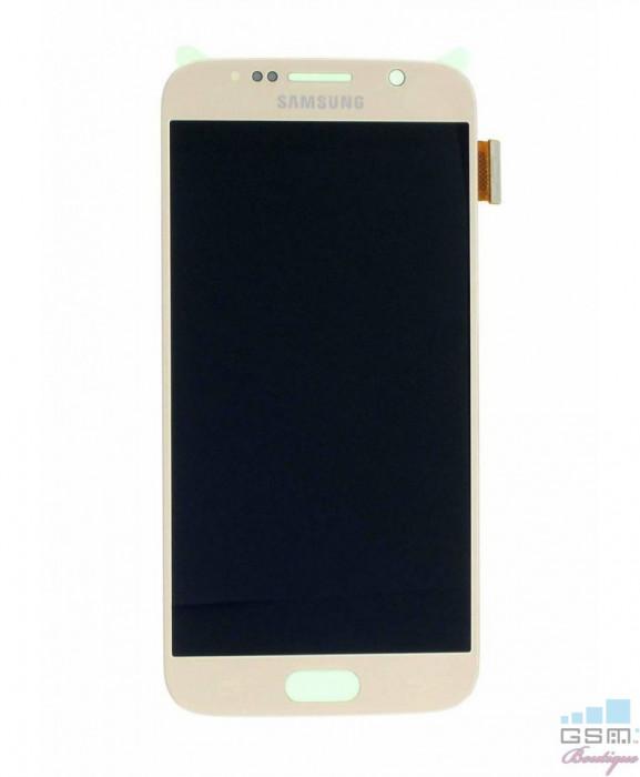Ecran LCD Display Samsung Galaxy S6 G920F Gold