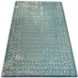 Covor Vintage 22209/644 turcoaz și cremă clasic, 160x230 cm