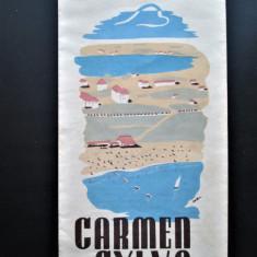Pliant Turistic vechi, Romania 1945-1950: Carmen Sylva (Eforie Sud)