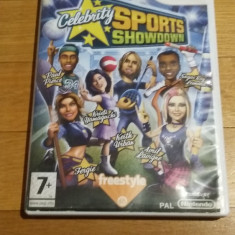 Cumpara ieftin WII Celebrity Sports showdown original PAL / by Wadder