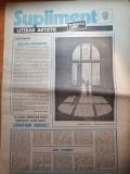 supliment tineretul liber 14 aprilie 1990-articole despre revolutie