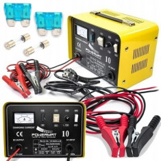 Încărcător baterie 12 / 24V,redresor auto,