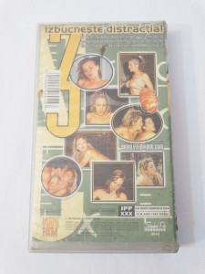 Caseta video VHS originala film tradus Ro XXX - Debbie in New Orleans