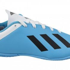 Pantofi fotbal sala adidas X 19.4 In Jr F35352 pentru Copii