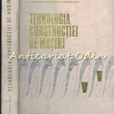 Tehnologia Constructiei De Masini - Constantin Picos
