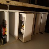 Dulap inalt cu sertare
