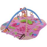 Centru de joaca cu laterale protectoare Pasarele Sun Baby