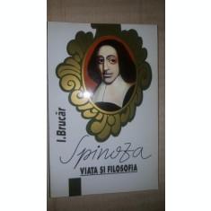 Spinoza, viata si filosofia- I.Brucar