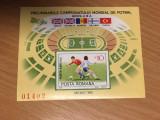 Romania 1985 - C.M.Mexic MNH*, Nestampilat
