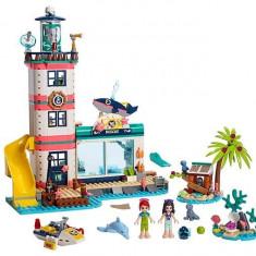LEGO Friends - Centrul de salvare de la far 41380