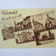Carte postala colaj Bistrita,necirculata anii 30