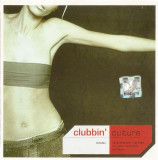 CD Clubbin' Culture, original: Michael Simon, Big World, Noname