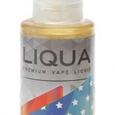 Lichid tigara electronica, LIQUA aroma american blend, 18MG, 30ML e-liquid