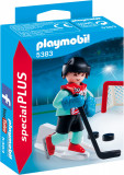 Cumpara ieftin Jucator De Hochei, Playmobil