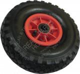 Roata ansamblata RealParts pentru protap remorca auto , 3.00-4 ( 260 x 85 mm ), 4 pliuri