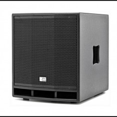 CL 112 Sub MKII-Subwoofer Activ-The Box