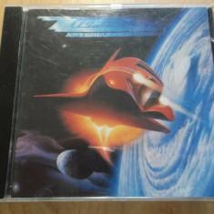 ZZ Top - Afterburner CD original 1985 Warner Bros. Comanda minima 100 lei