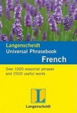 Langenscheidt Universal Phrasebook: French