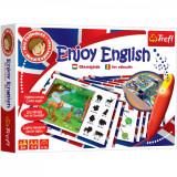 Cumpara ieftin Joc educativ Trefl, Micul explorator, Enjoy English cu creionul magic
