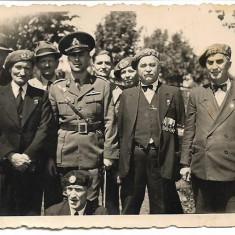Fotografie veterani razboi romani decorati razboi balcanic primul razboi mondial