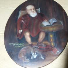 Tablou ulei pe panza  - portret, Portrete, Realism