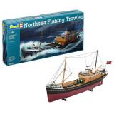Cumpara ieftin North Sea Trawler, Revell, 61 piese-RV5204