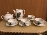 FRUMOS SERVICIU DE CAFEA IRIS CLUJ DIN ANII '60