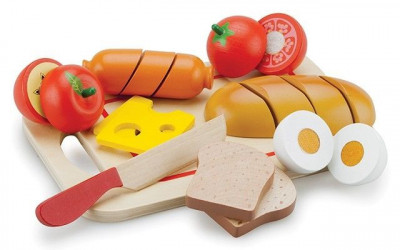 Platou cu diferite alimente foto