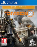 Tom Clancy S The Division 2 Gold Edition Ps4