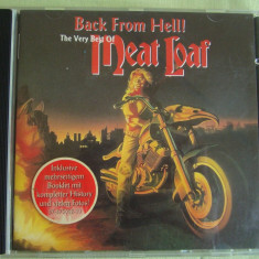 MEAT LOAF - The Very Best Of - C D Original ca NOU, CD