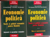Economie politica 1, 2 - N. G. Niculescu, Elena Niculescu