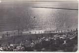 Bnk cp Vasile Roaita - Pe plaja - uzata, Circulata, Printata, Eforie