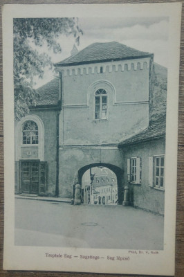 Sibiu, Treptele Sag// CP foto