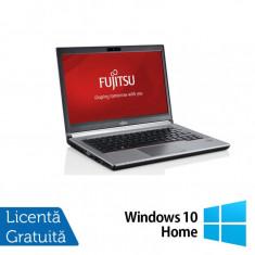 Laptop FUJITSU SIEMENS E734, Intel Core i5-4310M 2.70GHz, 16GB DDR3, 120GB SSD, 13.3 inch + Windows 10 Home, 16 GB