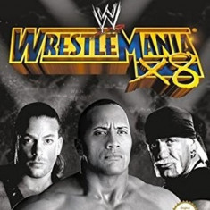 Joc Nintendo Gamecube WWF Wrestlemania X8