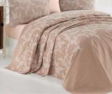 Cuvertura Pique Rette Beige 160x235 cm