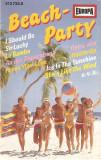 Casetă audio selectie Beach-Party, Casete audio