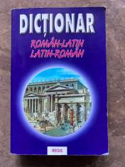 Dicționar latin foto