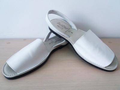 Sandale barbati piele Fraileras, Spania, mar 46, noi! foto