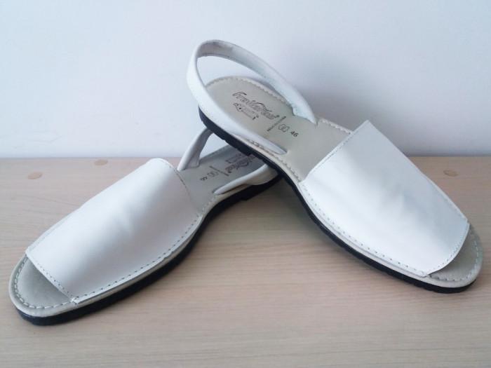 Sandale barbati piele Fraileras, Spania, mar 46, noi!