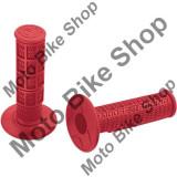 MBS Mansoane motocross Moose Racing Stealth MX, rosii, Cod Produs: 06300392PE