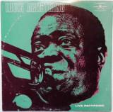Vinyl Louis Armstrong – Live Recording, 1974