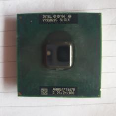 procesor laptop INTEL core 2 duo T6670